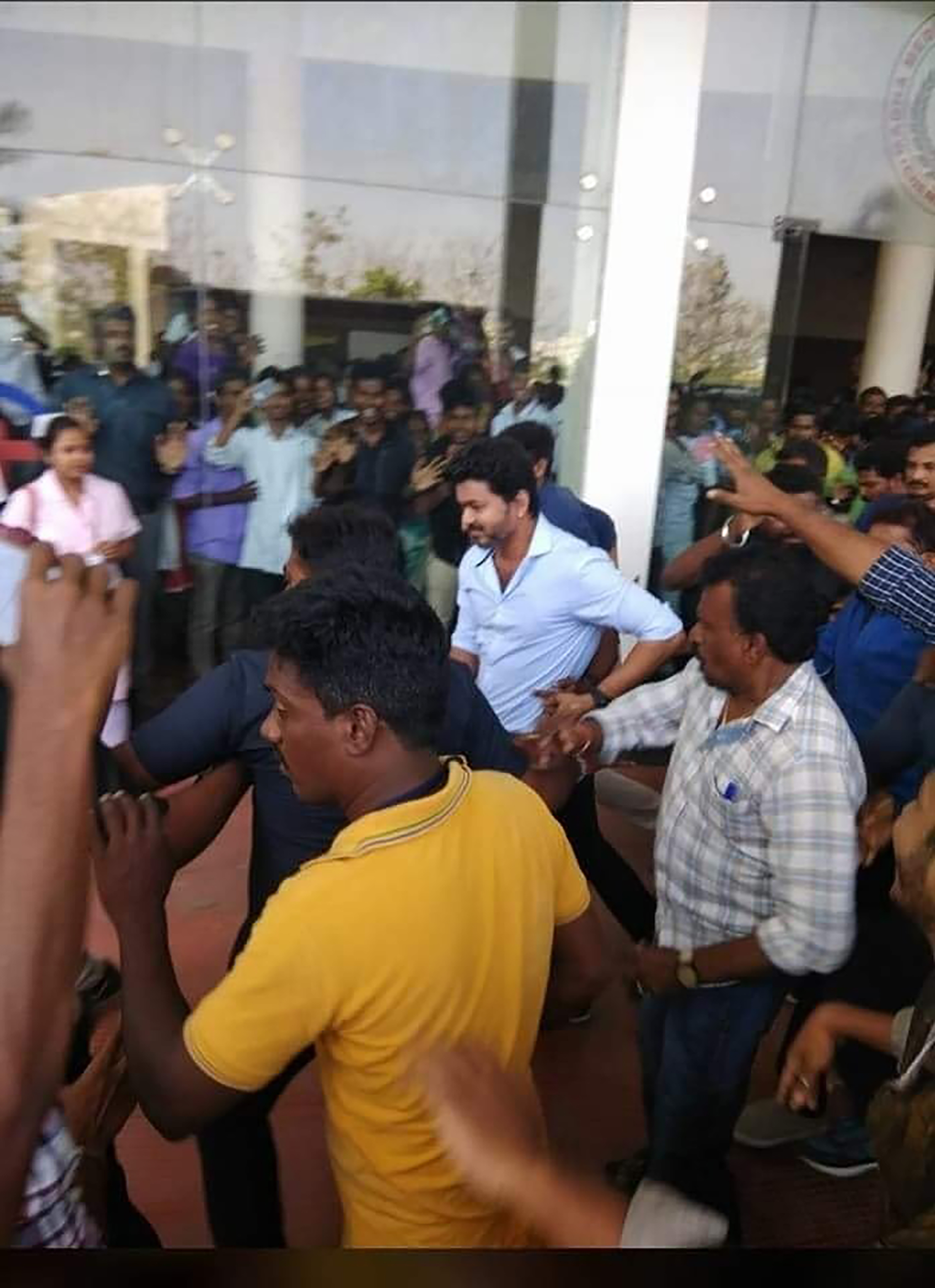 Vijay (aka) Ilayathalapathy Vijay (aka)   Thalapathy Vijay