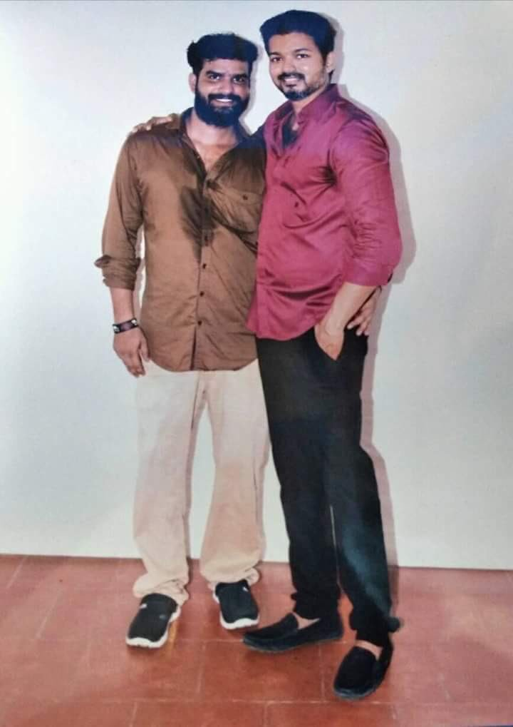 Vijay (aka) Ilayathalapathy Vijay