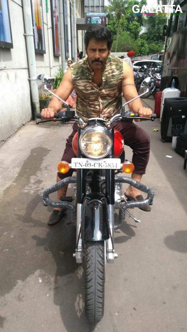 Chiyaan (aka) Actor Vikram