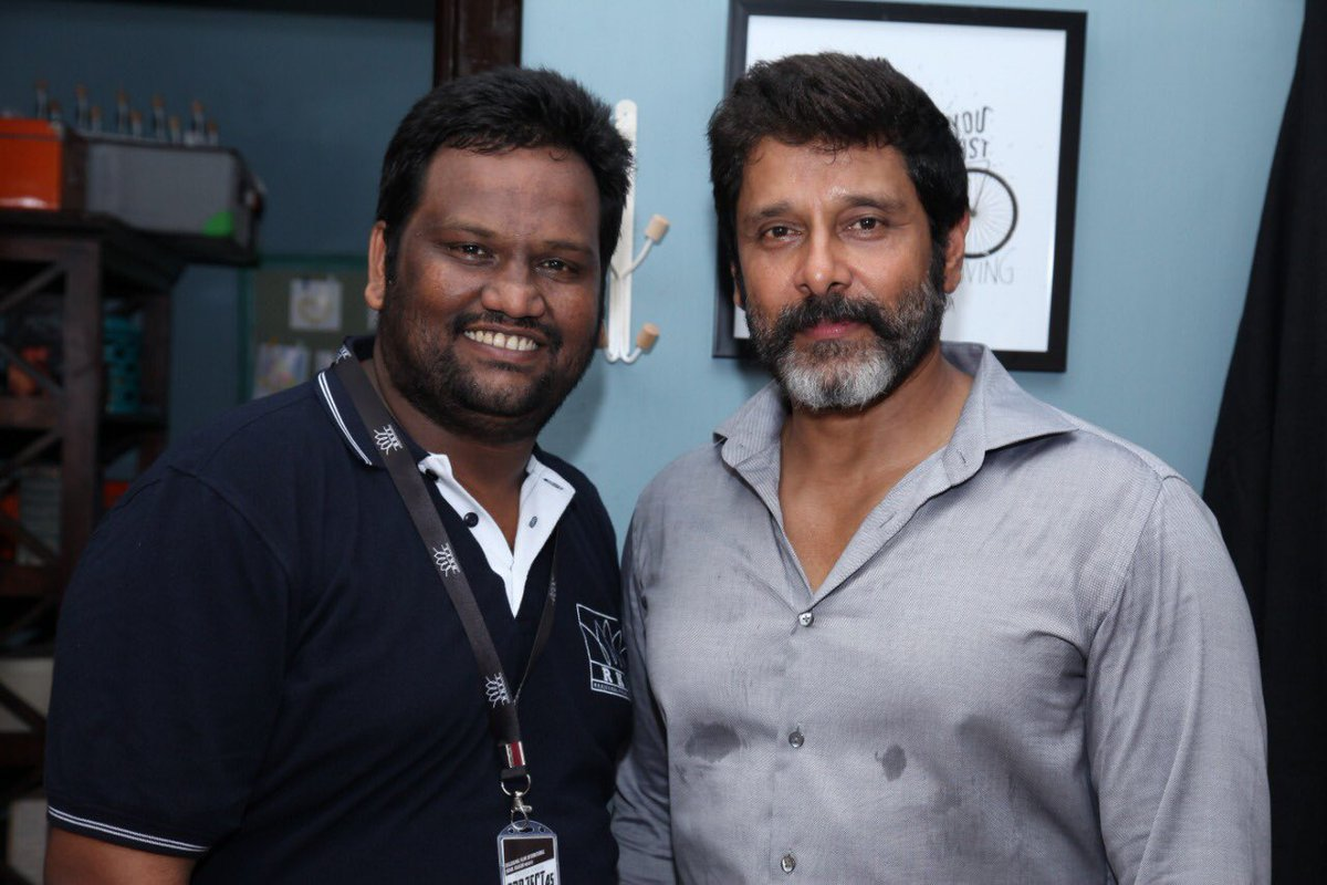 Chiyaan (aka) Actor Vikram