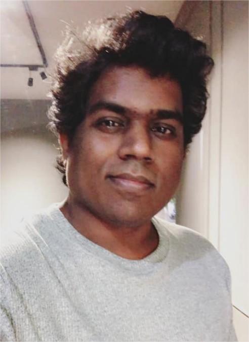Yuvan Shankar Raja (aka) U1