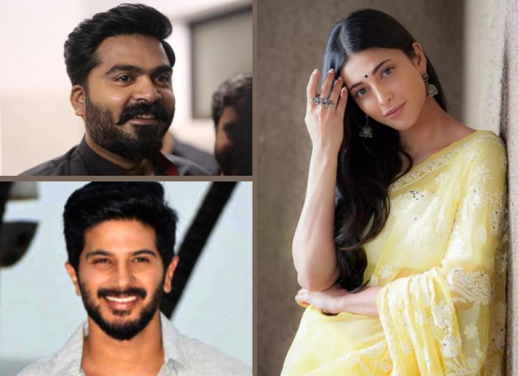 Aval Appadithan Remake on Talks STR DQ Shruti
