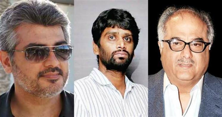 Valimai Producer Boney Kapoor Statement on Update