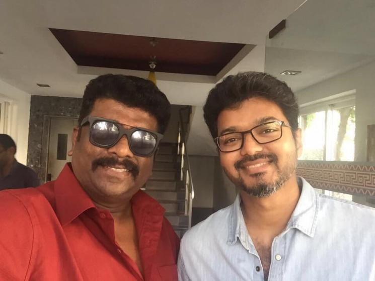 Thalapathy Vijay Parthiban Will Join Soon For Film
