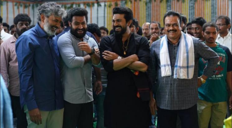 Rajamouli RRR Movie Postponed To Jan 8 2021