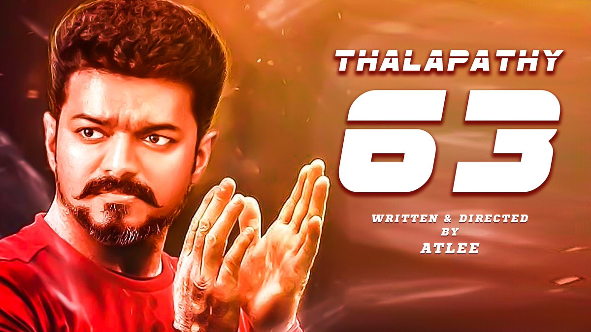 Vijay in Thalapathy 63