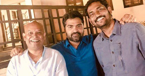 Venkat Prabhu, Suresh Kamatchi and STR Simbu