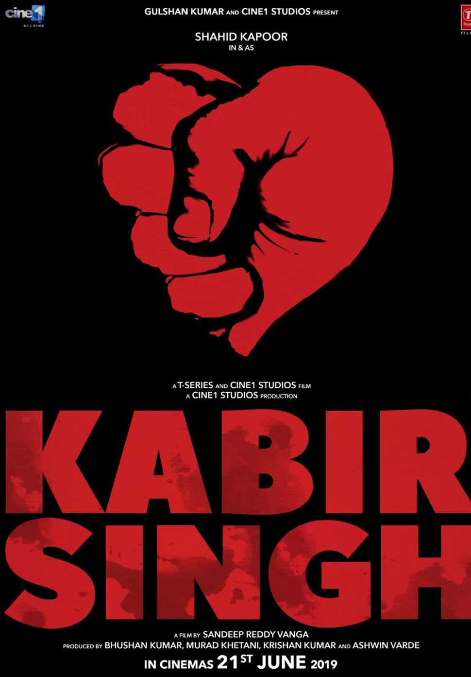 Shahi Kapoor Kiara Advani Kabir Singh Arjun Reddy Hindi Remake