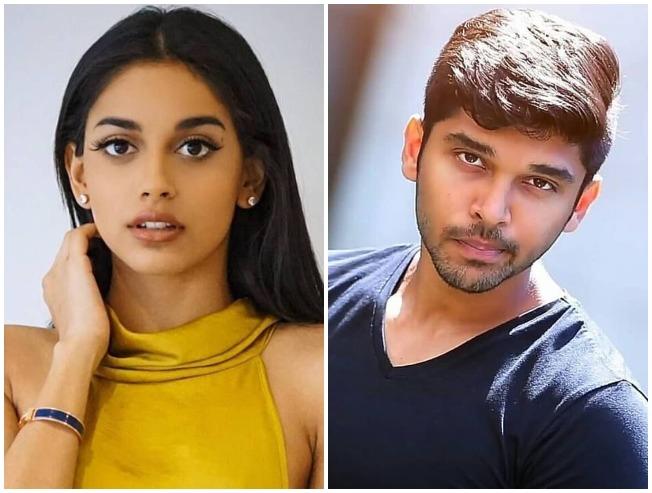 Dhruv Vikram Banita Sandhu Arjun Reddy Remake