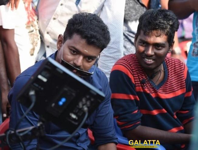 Vijay and Atlee for Theri