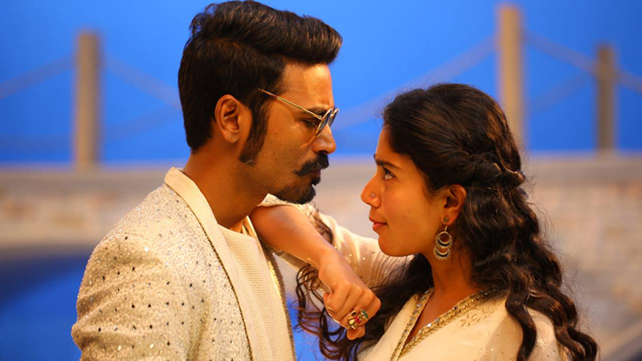 Dhanush and Sai Pallavi in Maari 2 Rowdy Baby