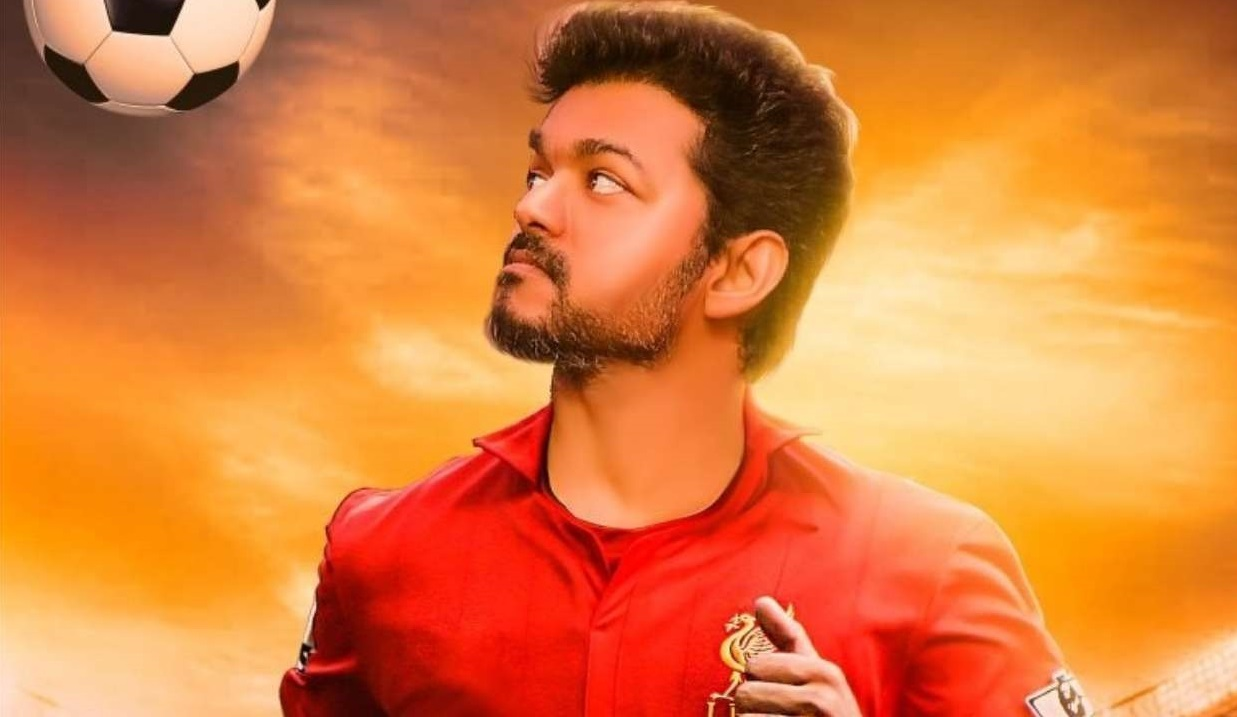 WOW: Super interesting Thalapathy 63 and Nerkonda Paarvai connect in Keerthy Suresh's next film