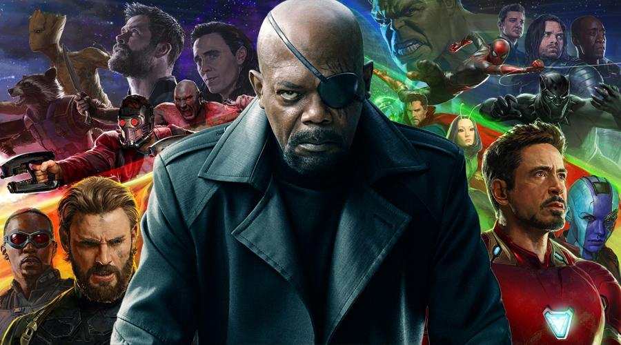 Samuel L Jackson, Avengers Endgame
