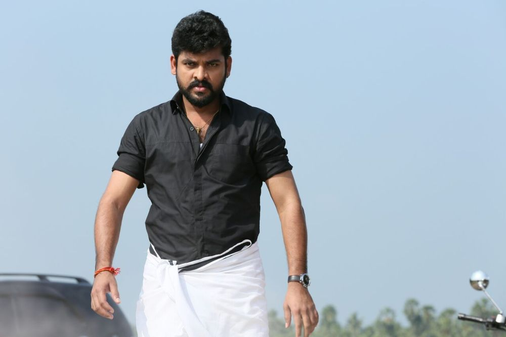 SHOCKING CCTV VIDEO: Vemal caught attacking actor