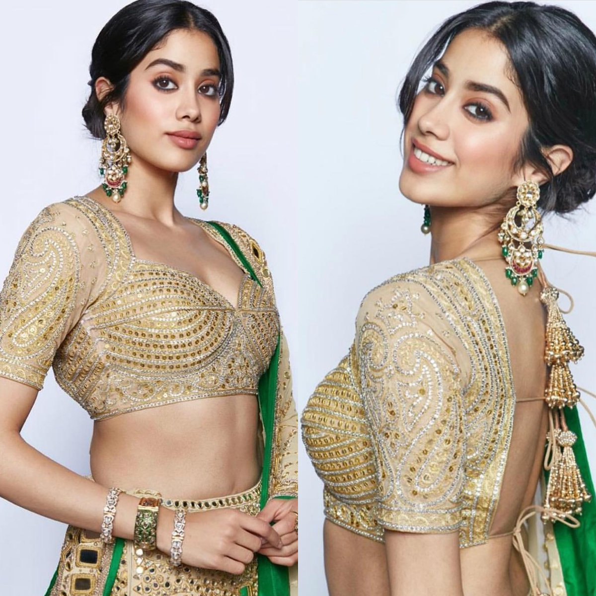 Janhvi Kapoor welcomes this leading Tamil heroine to Bollywood!