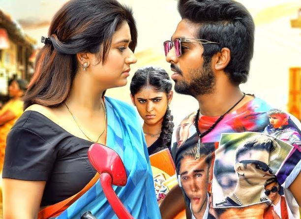 G V Prakash and Poonam Bajwa in Kuppathu Raja
