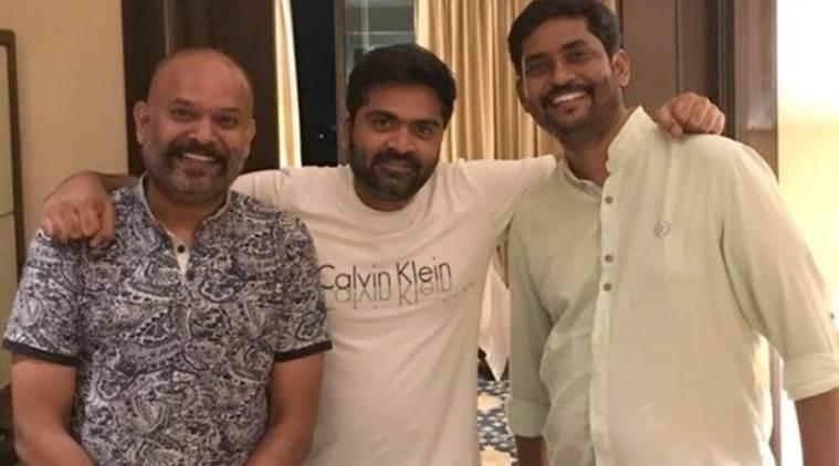 Venkat Prabhu, STR, Simbu and Suresh Kamatchi
