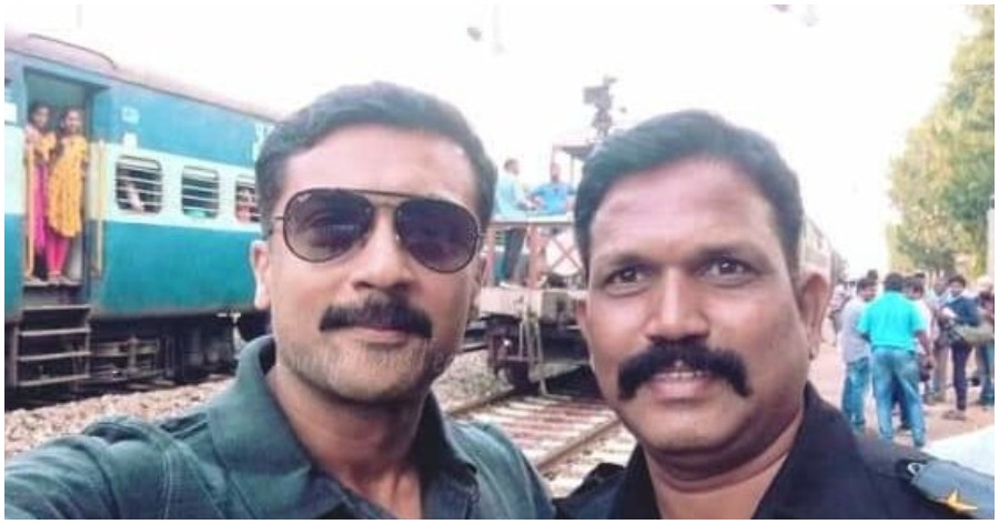Exciting update on Suriya's Kaappaan - check it out!