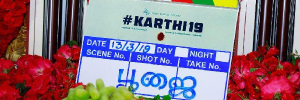 EXCLUSIVE: Another Star Join Karthi And Rashmika For K19!