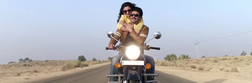 New Romantic Song From Srikanth's Rocky The Revenge!