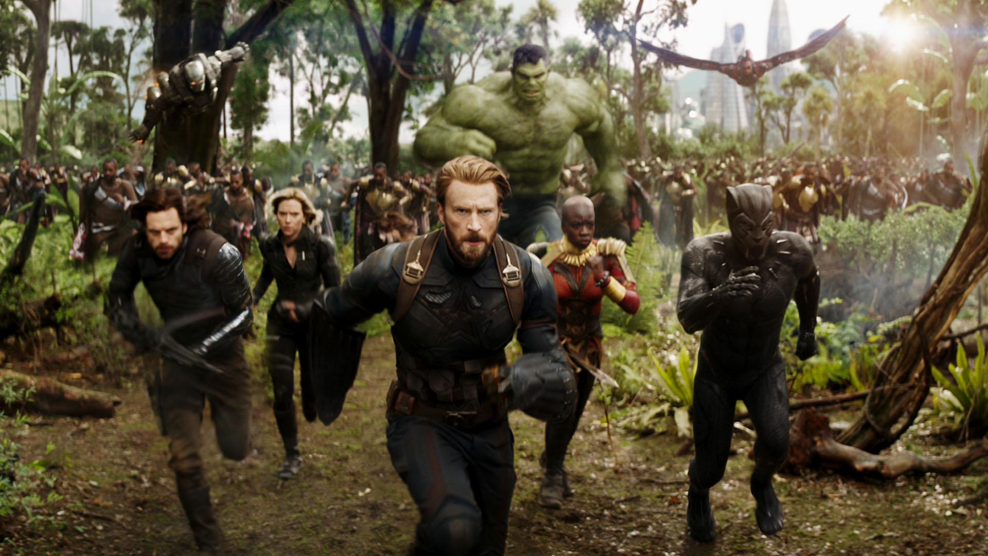 Avengers Endgame scene cut out - directors issue statement