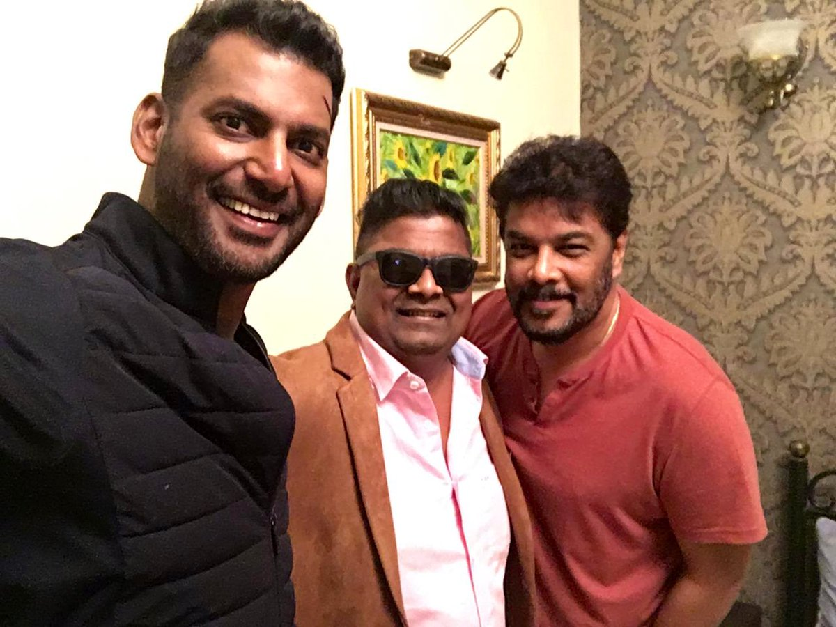 Sandakozhi 2, Irumbuthirai 2, And Now One More Big Sequel For Vishal!