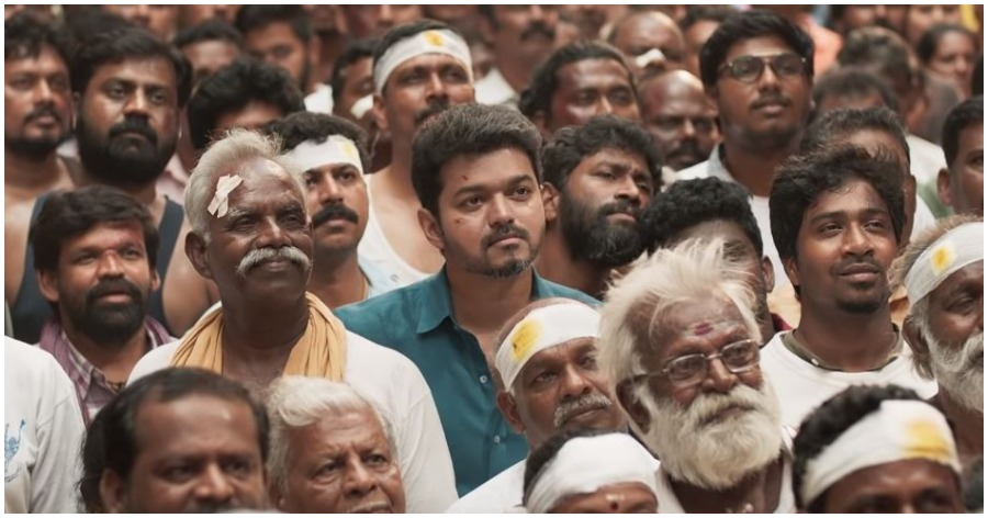 (VIDEO): Sarkar scene happens in real life - voter thanks Vijay