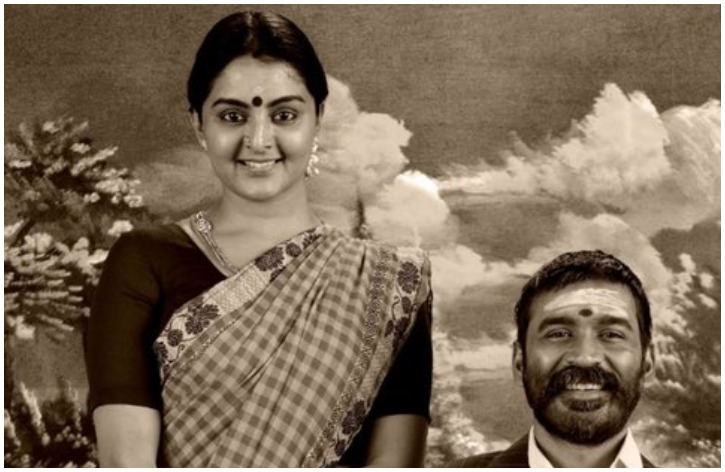 Dhanush and Manju Warrier in Asuran