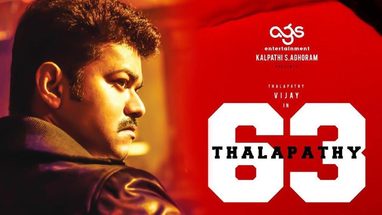 Vijay Thalapathy 63