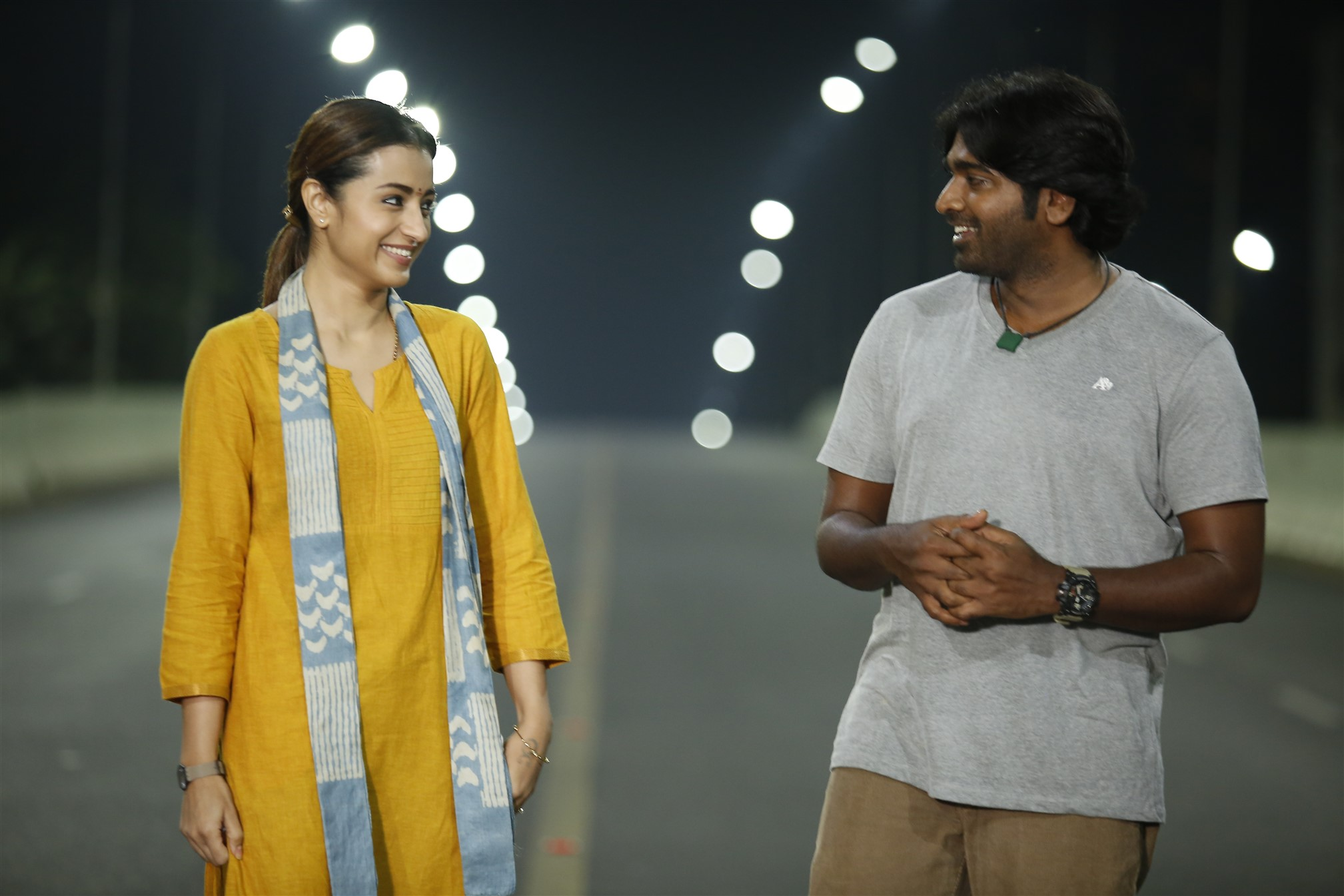 96 movie Vijay Sethupathi Trisha Krishnan