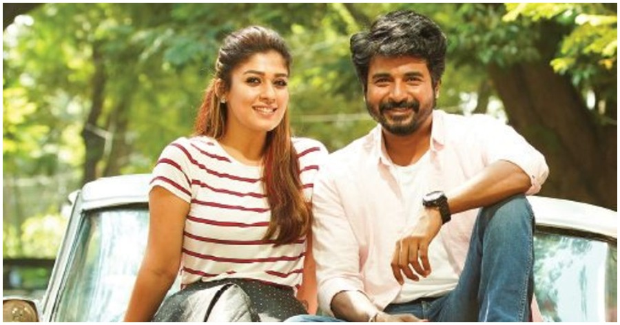 Sivakarthikeyan Nayanthara Mr. Local