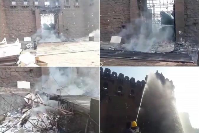 Sye Raa Narasimha Reddy Fire Accident