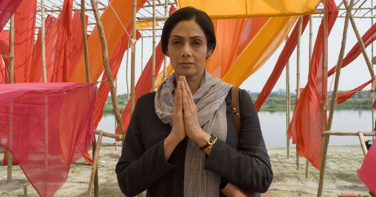 Sri Devi Mom