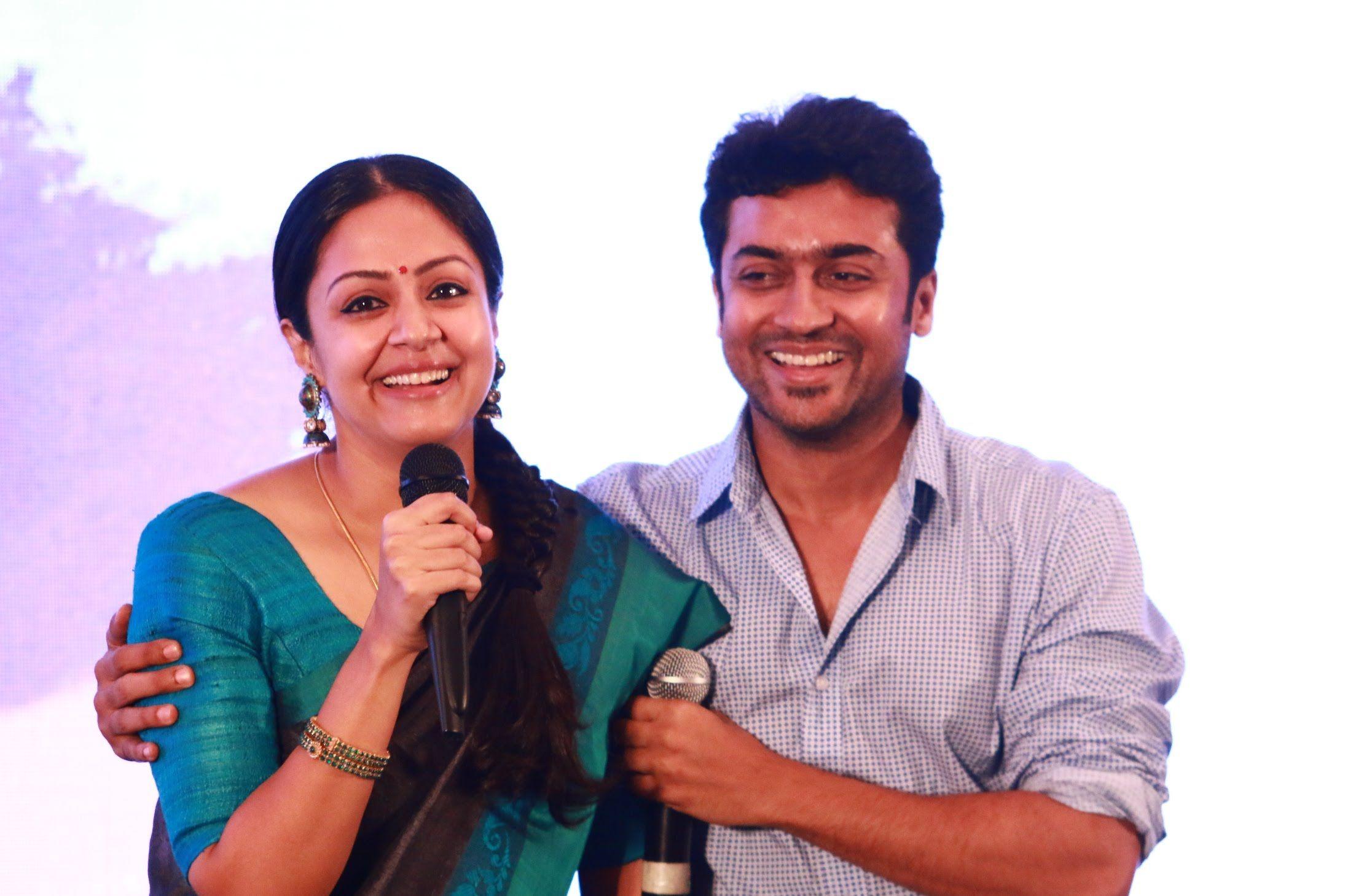 Suriya Jyothika