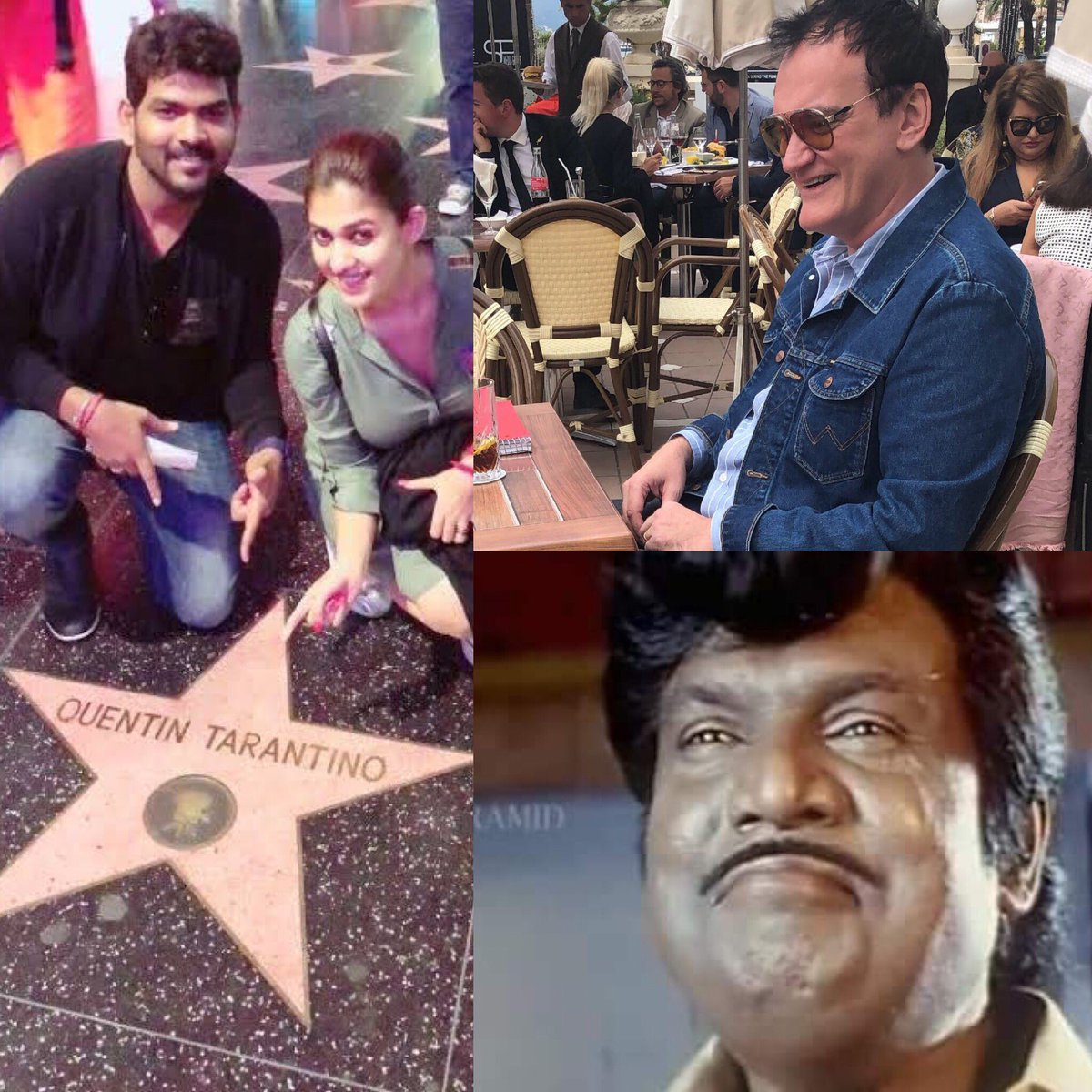 Vignesh Shivan Nayanthara Quentin Tarantino Once Upon A Time In Hollywood