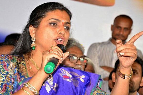 Actress Roja YSR Congress Party Lok Sabha Elections 2019