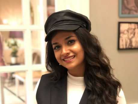 Keerthy Suresh joins this star actor's next!
