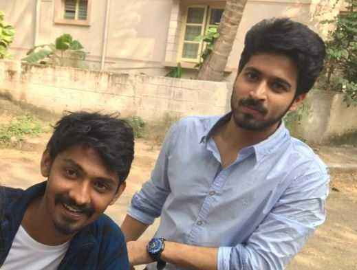 Harish Kalyan Director Elan T Siva Amma Creations New Film