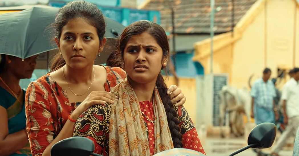 Sindhubaadh Vijay Sethupathi Anjali