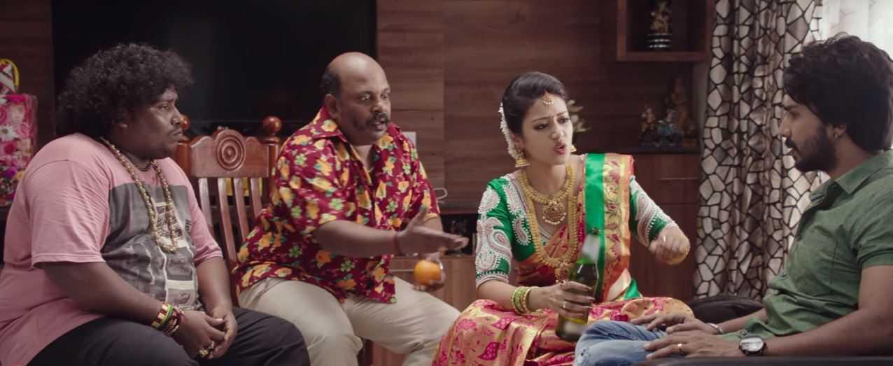 Jagajaala Killadi Nivetha Pethuraj Vishnu Vishal