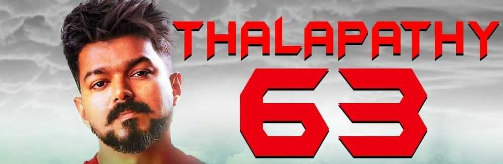 'Thalapathy 63 Updates Will Be Out By...' - Important Tweet!