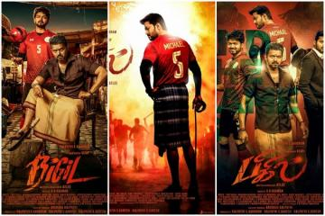 Bigil Indhuja on Thalapathy Vijay Football Skills