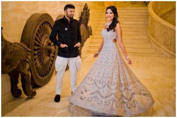 Director Anand Shankar Divyanka Jeevanantham wedding