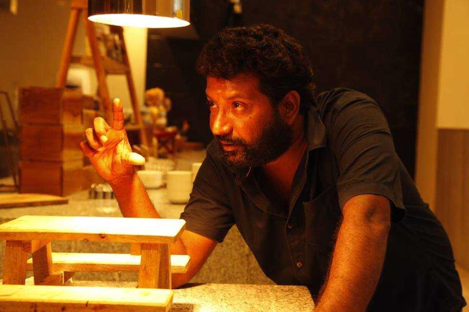 Aruvam director Sai Sekhar