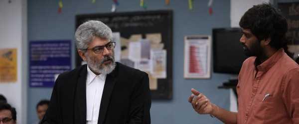Thala Ajith Nerkonda Paarvai director H Vinoth