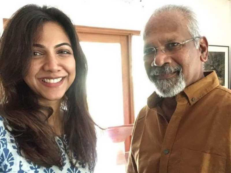Maddona and Mani Ratnam