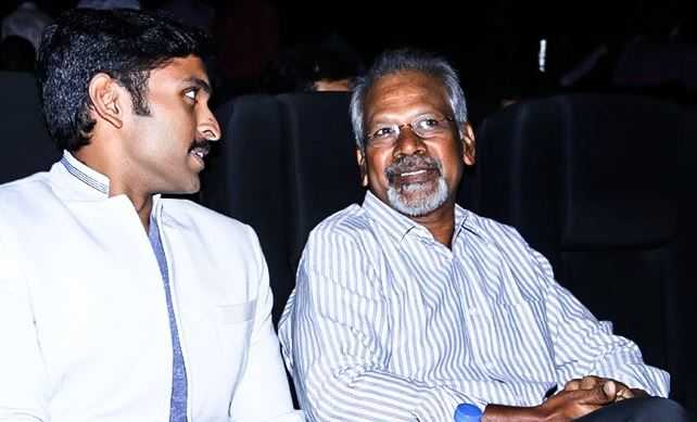 Vikram Prabhu and Mani Ratnam
