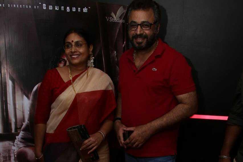 Saranya and Ponvannan