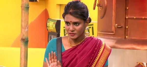 Meera Mithun Bigg Boss 3 Meera Mitun