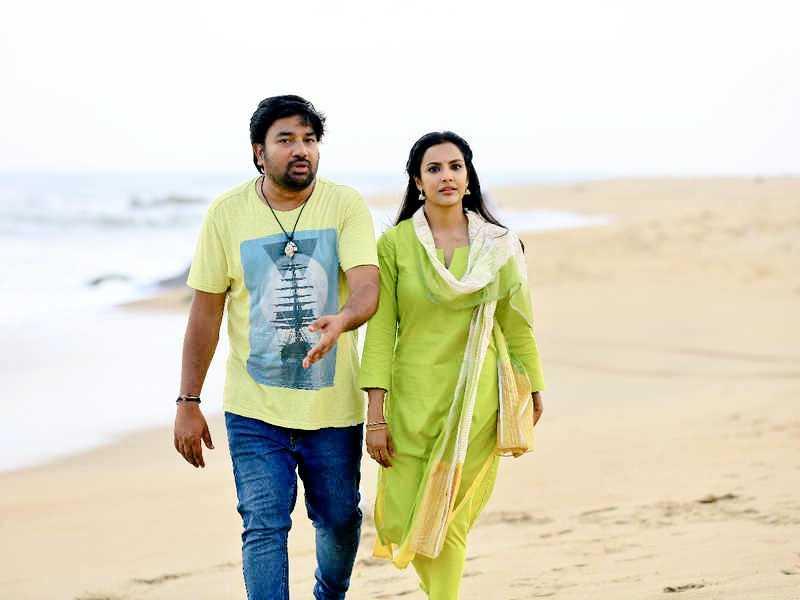 Shiva and Priya Anand